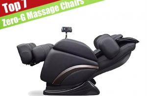 massage chairs with zero gravity positioning